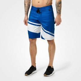 Pro boardshorts, Bright blue