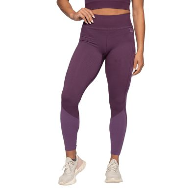 Roxy Seamless Leggings, Royal Purple