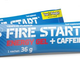 Fire Start + kofeiin energiageel