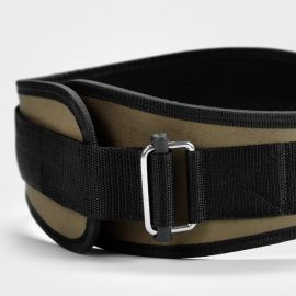 Basic Gym Belt, Khaki Green