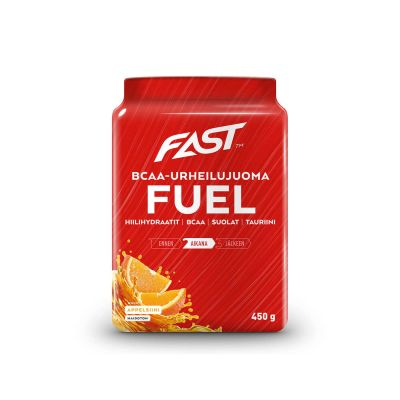 Fast Workout Fuel BCAA spordijoogi pulber 450g