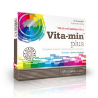 Vita-min Plus multivitamiinid