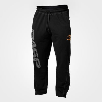 GASP Vintage Sweatpants, Black