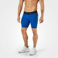 Compression Shorts strong blue