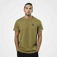 Harlem Oversize Tee military green