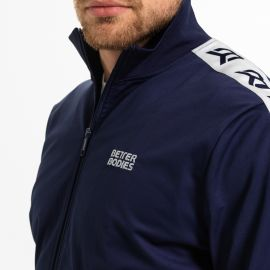 Bronx Track Jacket, Dark Navy