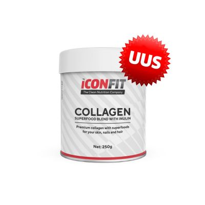 ICONFIT (Collagen superfoods inuliiniga 250g)