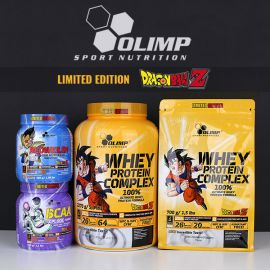 Whey Protein Complex Dragon Ball Z 700g