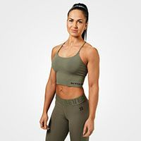 Astoria Seamless Bra wash green