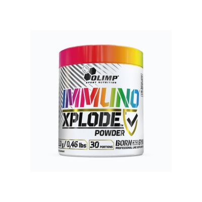 Olimp Immuno Xplode Powder (tsitruse limonaadi) 210g