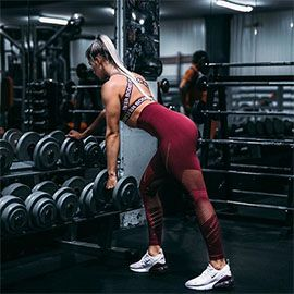 Glute Force white-light