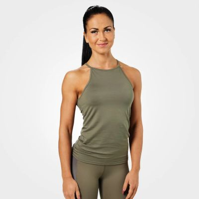 Performance Halter Washed Green