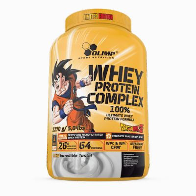 Whey Protein Complex Dragon Ball Z 2270g