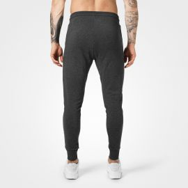 Tapered Joggers, Graphite Melange